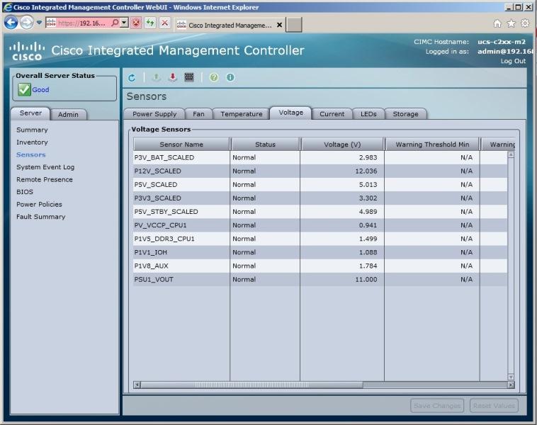 Обзор Cisco Integrated Management Controller: удаленное управление