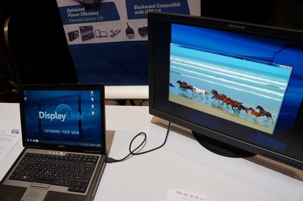 На CES 2013 показали ноутбук, запитывающийся от 100-ваттного USB 3.0 дата-кабеля