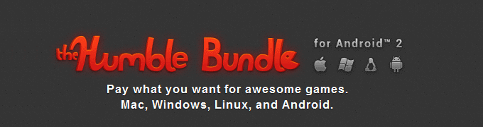 The Humble Bundle for Android 2