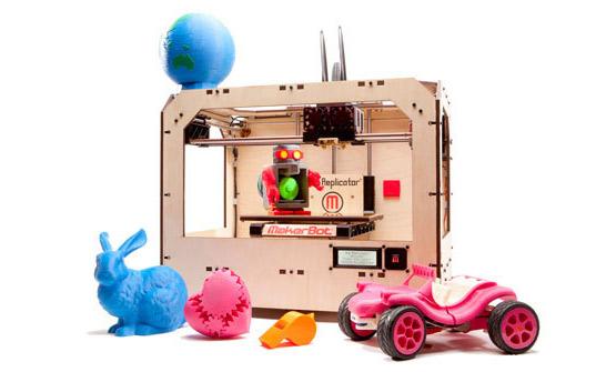 машины, 3D-принтеры