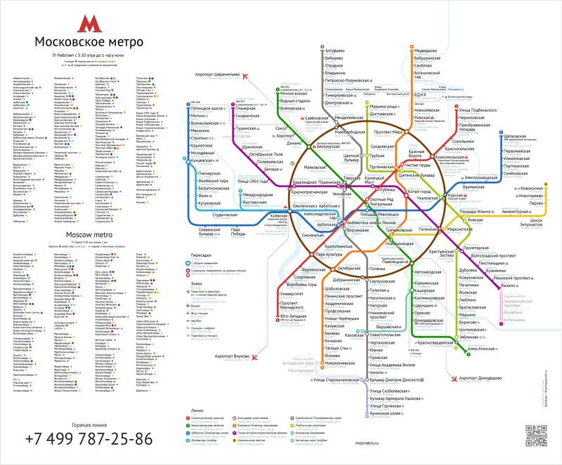 Кто пишет схемы метро