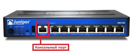 Начальная настройка маршрутизаторов Juniper SRX / Хабр
