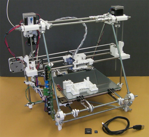 Домашний 3D-принтер окупается за 1 год