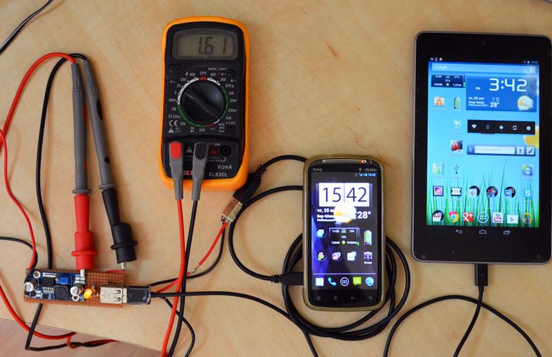 Строим универсальную, машинную USB зарядку (попытка номер) 42