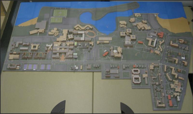 Модель института, созданную в Minecraft, напечатали на 3D-принтере