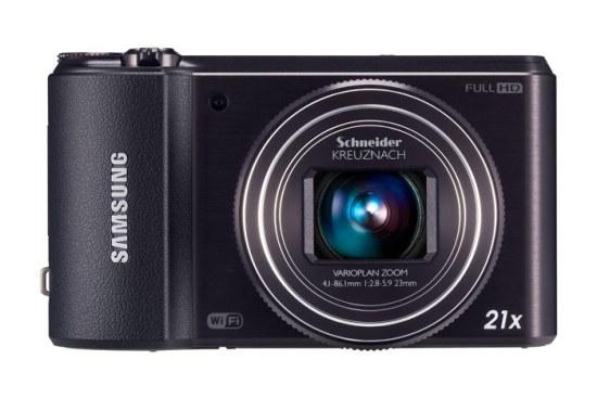 Samsung выпустил три фотокамеры с Wi-Fi
