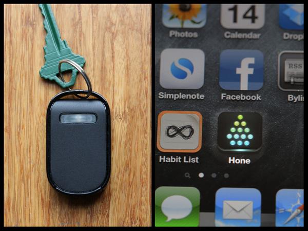 Hone Bluetooth Dongle поможет ключам не теряться