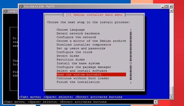 Installing Debian Wheezy on Buffalo Linkstation Pro