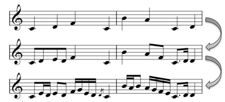 Скачать как программы чтобы менять тональность музыки