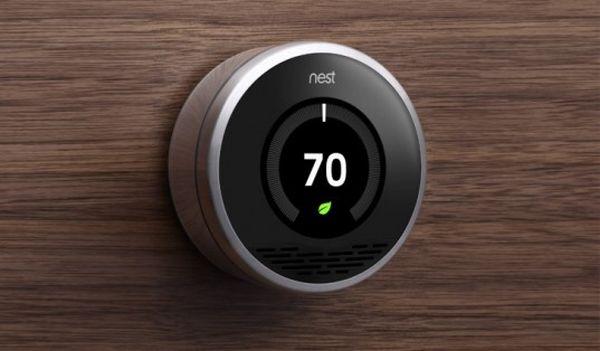Nest - термостат с самопрограммированием