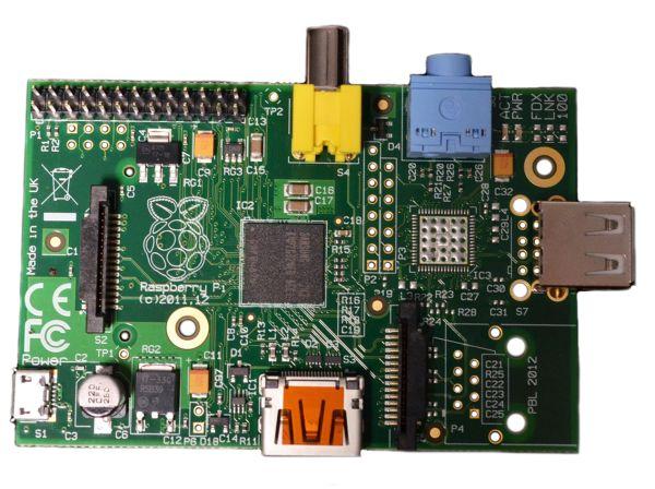 25-долларовый Raspberry Pi Model A доступен для заказа в Европе