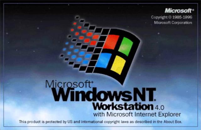 Windows NT сегодня исполнилось 20 лет