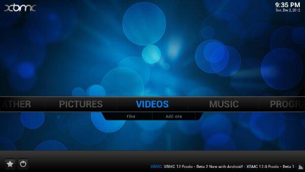 Кросс-платформенный медиацентр XBMC 12 Beta 2 доступен для скачивания