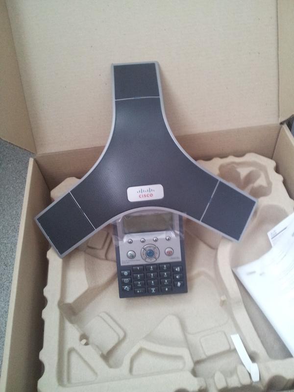 Дружим Cisco IP Phone CP-7925G (WiFi), Cisco IP Conference