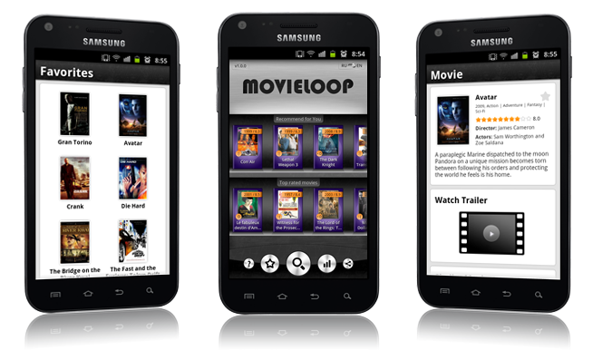 Movie Loop — простой способ найти интересный фильм