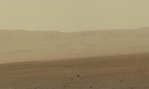 Curiosity провёл первый уикенд на Марсе за обновлением софта