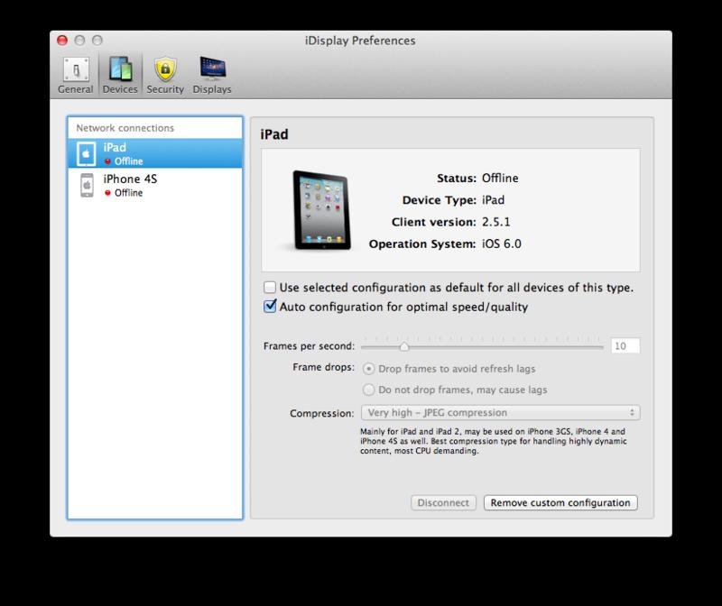 iPad, как второй дисплей для Mac: как включить    Яблык
