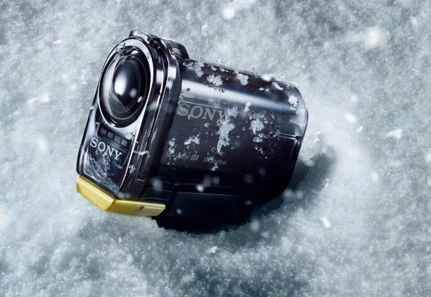 Экшн-камера HDR-AS15 от Sony