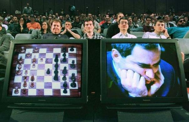 Одна из величайших шахматных