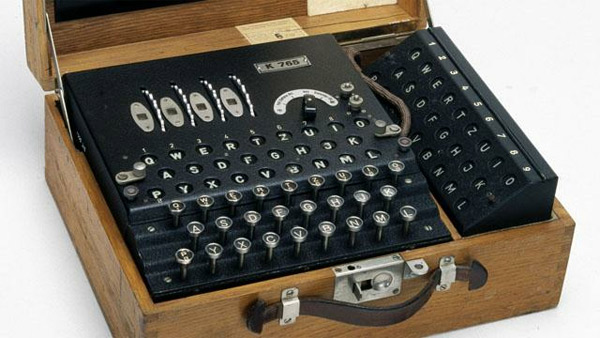 Шифровальная машина «Энигма» в Excel