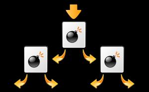 Вешаем сервер через PHP