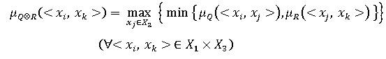 Алгоритмы / [Из песочницы] Использование нечетких бинарных отношений при решении задачи о назначениях (распределение персонала)