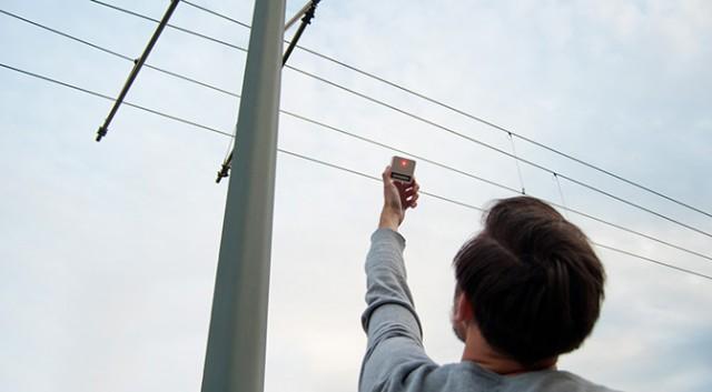 Электромагнитный комбайн для беспроводной подзарядки. зарядка для аккумуляторные батареи.