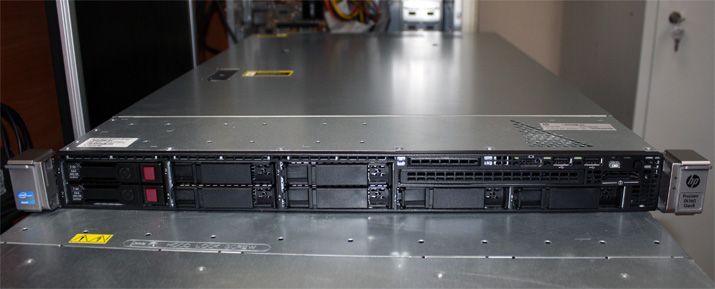 Сервер HP ProLiant DL380 848774-B21