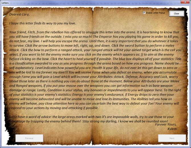RPG-игра в рабочей книге Excel