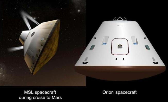 Curiosity рассказал о радиации в космосе