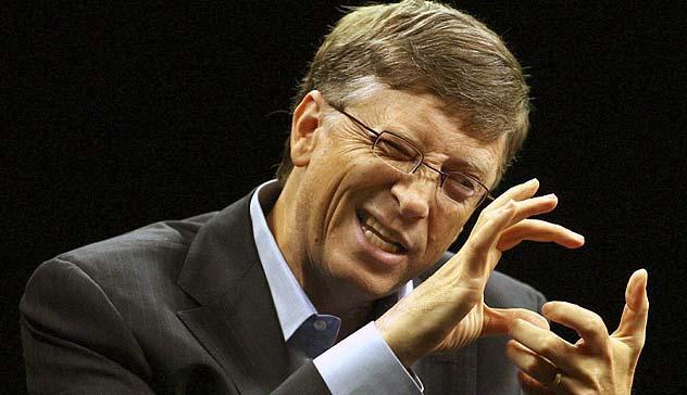 Непрерывные проценты - Билл Гейтс