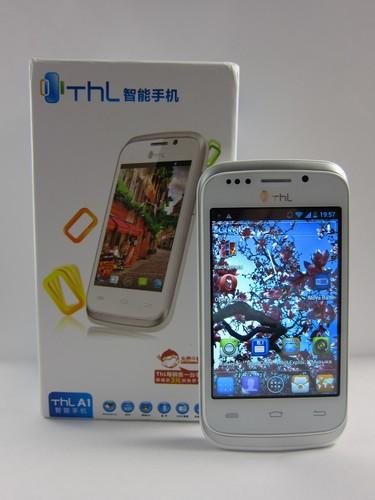 THL A1 — бюджетный смартфон с IPS экраном