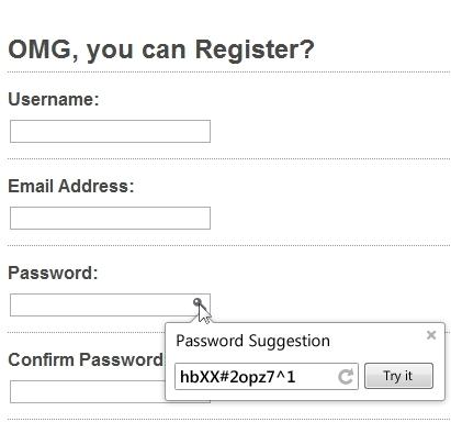 Google готовит встроенный генератор паролей для Chrome