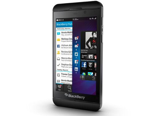 Обзор BlackBerry Z10 - момент истины