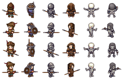 Игры: персонажи