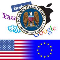 Поданы жалобы на европейские подразделения Apple, Facebook, Microsoft, Yahoo, Skype