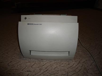 HP LaserJet 1100. Решение вопросов с разъемом MiniCentronics и подключением ...