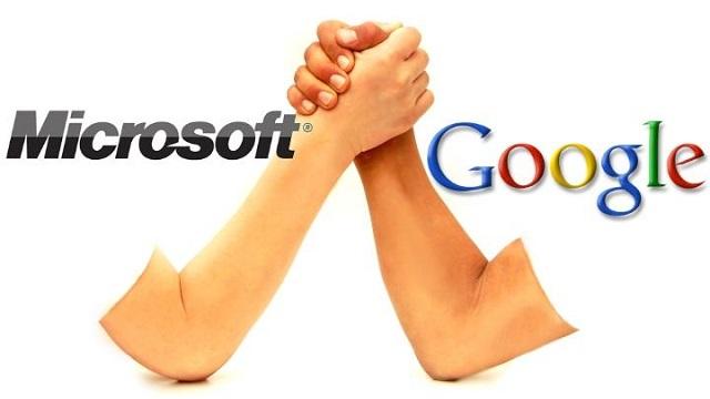 Google vs. Microsoft на примере YouTube и Google Talk