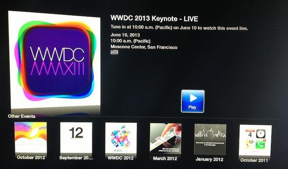 WWDC: Официальную трансляцию можно будет посмотреть на Apple.com и на Apple ...