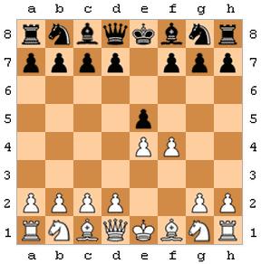в случае принятия чёрными жертвы на f4 у белых остаётся только один ход, который ведёт в ничьей
