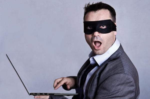 Ультрабук Desten X354 и процесс его похищения