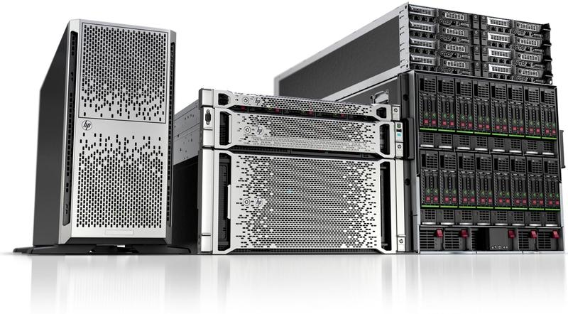 НР официально представила серверы ProLiant Gen8 в России