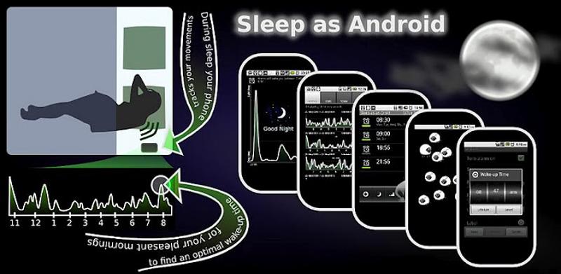 Пусть утро станет добрым или Sleep as Android