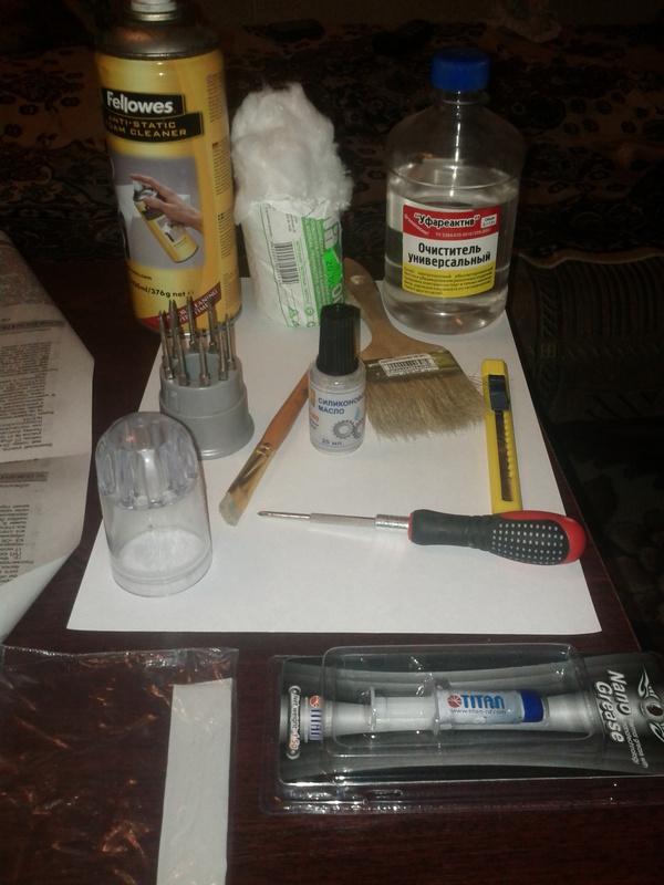 Как сделать термопасту в домашнем условии