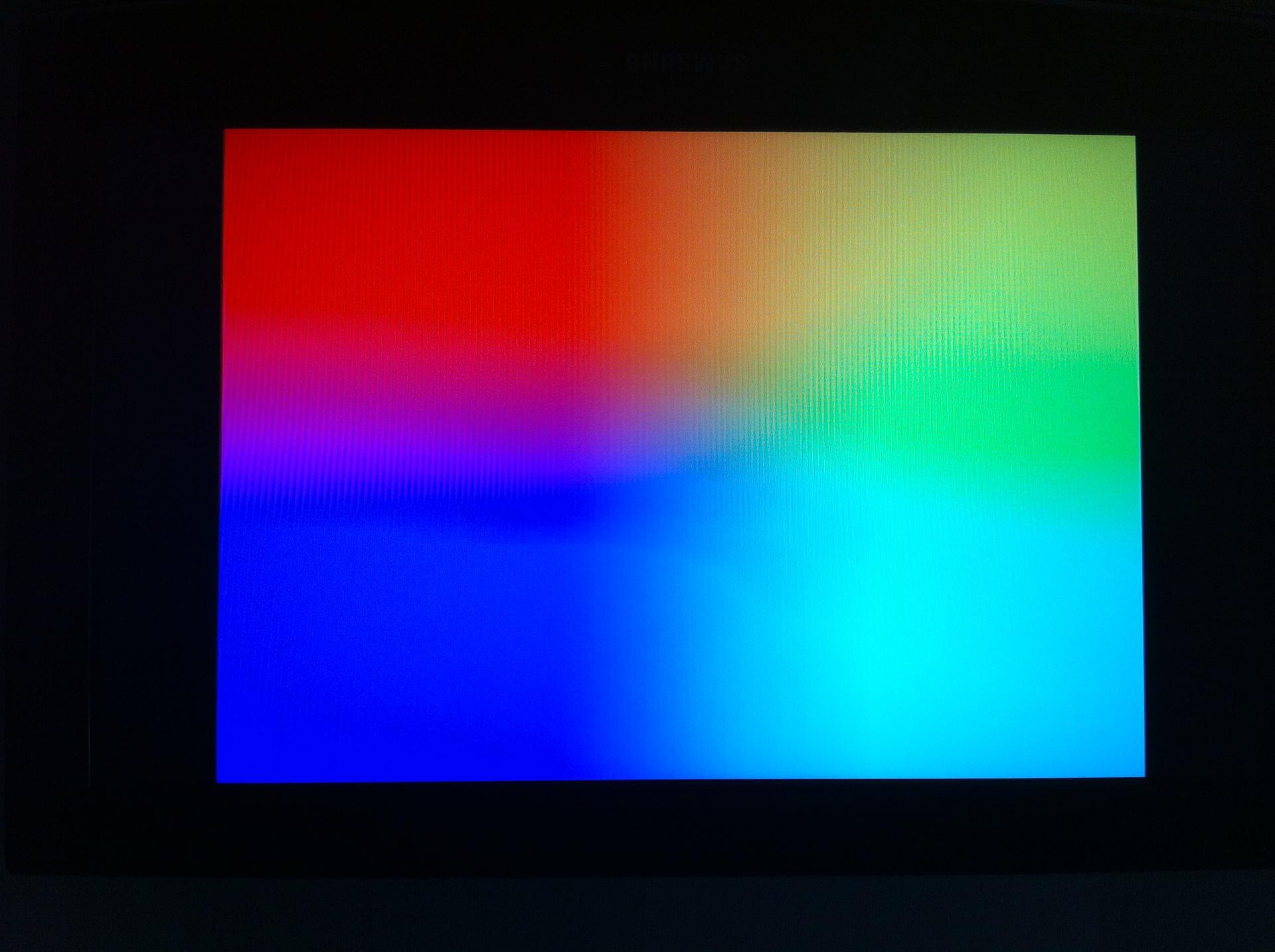 Raspberry Pi Boot Screen