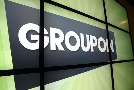 Groupon пока держится на