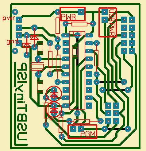 программатор для attiny2313 схема - Лучшие схемы и описания для всех.