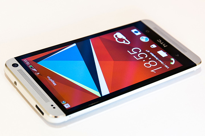 Первый взгляд на HTC One