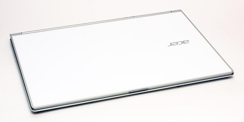 Обзор ультрабука Acer Aspire S7-391