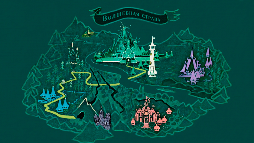 волшебник изумрудного города картинки элли